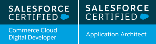 Commerce Cloud Certification