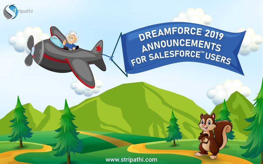 Dreamforce 2019 Announcements for Salesforce Users