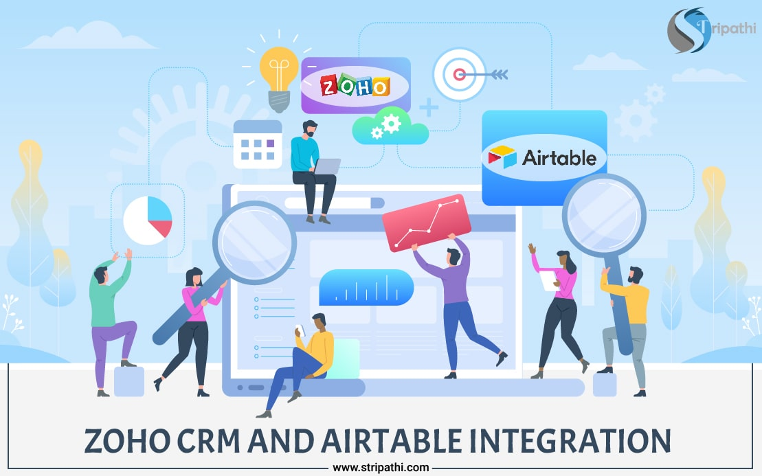 Zoho CRM and Airtable Integration